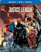 Justice League: Limited Edition (Blu-ray/DVD)(SteelBook)