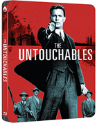 Untouchables: Limited Edition (Blu-ray-IT)(SteelBook)