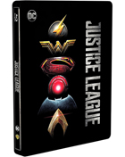 Justice League: Limited Edition (Blu-ray-IT)(SteelBook)
