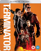 Terminator Genisys: Limited Edition (4K Ultra HD-UK/Blu-ray-UK)(SteelBook)