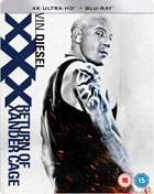 xXx: Return Of Xander Cage: Limited Edition (4K Ultra HD-UK/Blu-ray-UK)(SteelBook)