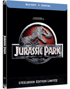 Jurassic Park: Limited Edition (Blu-ray-FR)(SteelBook)