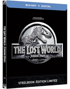 Lost World: Jurassic Park: Limited Edition (Blu-ray-FR)(SteelBook)