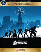 Avengers: Limited Edition (Blu-ray)(SteelBook)