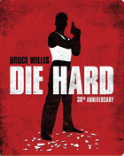 Die Hard: 30th Anniversary Edition: Limited Edition (Blu-ray)(SteelBook)
