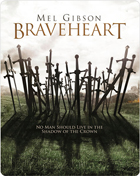 Braveheart: Limited Edition (Blu-ray-UK)(SteelBook)
