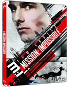 Mission: Impossible: Limited Edition (4K Ultra HD-UK/Blu-ray-UK)(SteelBook)