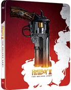 Hellboy II: The Golden Army: Limited Edition (Blu-ray-IT)(SteelBook)