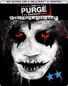 Purge: Anarchy: Limited Edition (4K Ultra HD/Blu-ray)(SteelBook)