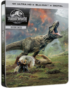 Jurassic World: Fallen Kingdom: Limited Edition (4K Ultra HD-FR/Blu-ray-FR)(SteelBook)