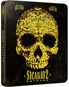 Sicario: Day Of The Soldado: Limited Edition (4K Ultra HD-UK/Blu-ray-UK)(SteelBook)
