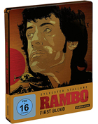 Rambo: First Blood: Limited Edition (Blu-ray-GR)(SteelBook)