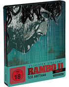 Rambo: First Blood 2: Limited Edition (Blu-ray-GR)(SteelBook)