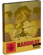 Rambo III: Limited Edition (Blu-ray-GR)(SteelBook)