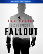 Mission: Impossible - Fallout: Limited Edition (Blu-ray/DVD)(SteelBook)