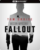 Mission: Impossible - Fallout: Limited Edition (4K Ultra HD/Blu-ray)(SteelBook)