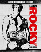 Rocky Collection: Limited Edition (Blu-ray)(SteelBook)