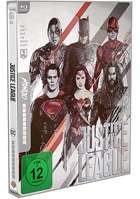 Justice League: Mondo Limited Edition (Blu-ray-IT)(SteelBook)