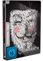 V For Vendetta: Mondo Limited Edition (Blu-ray-IT)(SteelBook)