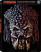 Predator: Limited Edition (2018)(4K Ultra HD/Blu-ray)(SteelBook)