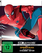Spider-Man: Homecoming: Limited Edition (4K Ultra HD-GR/Blu-ray-GR)(SteelBook)