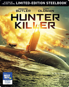 Hunter Killer: Limited Edition (4K Ultra HD/Blu-ray)(SteelBook)