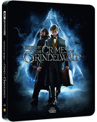 Fantastic Beasts: The Crimes Of Grindelwald: Limited Edition (4K Ultra HD-UK/Blu-ray-UK)(SteelBook)