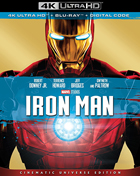 Iron Man (4K Ultra HD/Blu-ray)