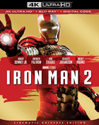 Iron Man 2 (4K Ultra HD/Blu-ray)