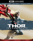 Thor: The Dark World (4K Ultra HD/Blu-ray)