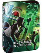 Big Trouble In Little China: Collector's Edition: Limited Edition (Blu-ray)(SteelBook)