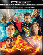 Spider-Man: Far From Home: Limited Edition (4K Ultra HD/Blu-ray)(SteelBook)