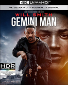 Gemini Man (4K Ultra HD/Blu-ray)