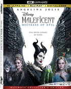 Maleficent: Mistress Of Evil (4K Ultra HD/Blu-ray)