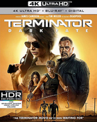 Terminator: Dark Fate (4K Ultra HD/Blu-ray)