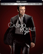 Casino Royale: Limited Edition (4K Ultra HD/Blu-ray)(SteelBook)