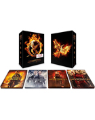 Hunger Games: The Complete Collection: Limited Edition (Blu-ray)(SteelBook)