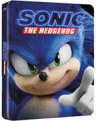 Sonic The Hedgehog: Limited Edition (4K Ultra HD/Blu-ray)(SteelBook)