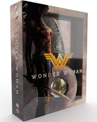 Wonder Woman: Titans Of Cult Limited Edition (2017)(4K Ultra HD-UK/Blu-ray-UK)(SteelBook)
