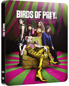 Birds Of Prey (And The Fantabulous Emancipation Of One Harley Quinn): Limited Edition (4K Ultra HD-UK/Blu-ray-UK)(SteelBook)