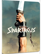 Spartacus: Limited Edition (4K Ultra HD/Blu-ray)(SteelBook)