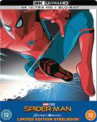 Spider-Man: Homecoming: Limited Edition (4K Ultra HD-UK/Blu-ray-UK)(SteelBook)
