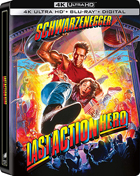 Last Action Hero: Limited Edition (4K Ultra HD/Blu-ray)(SteelBook)