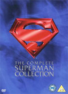 Complete Superman Collection (PAL-UK)