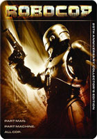 Robocop: 20th Anniversary Collector's Edition Steelbook (DTS)
