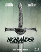 Highlander: The Immortal Edition (Blu-ray-UK)(Steelbook)