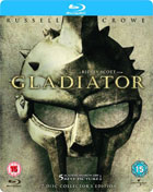 Gladiator (Blu-ray-UK)(Steelbook)