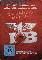 Inglourious Basterds (Blu-ray-GR)(Steelbook)