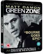 Green Zone: Limited Edition (Blu-ray-UK)(Steelbook)