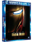 Iron Man: Limited Edition (Blu-ray-FR)(Steelbook)